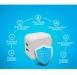 20W FAST Charger - BSMI PSE USB-C 20W / USB-A QC18W 2