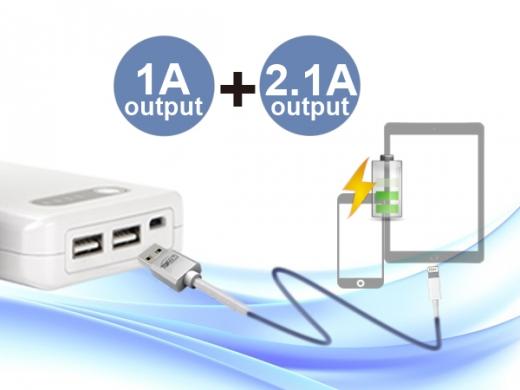 PB-J15 15000 mAh power bank 2